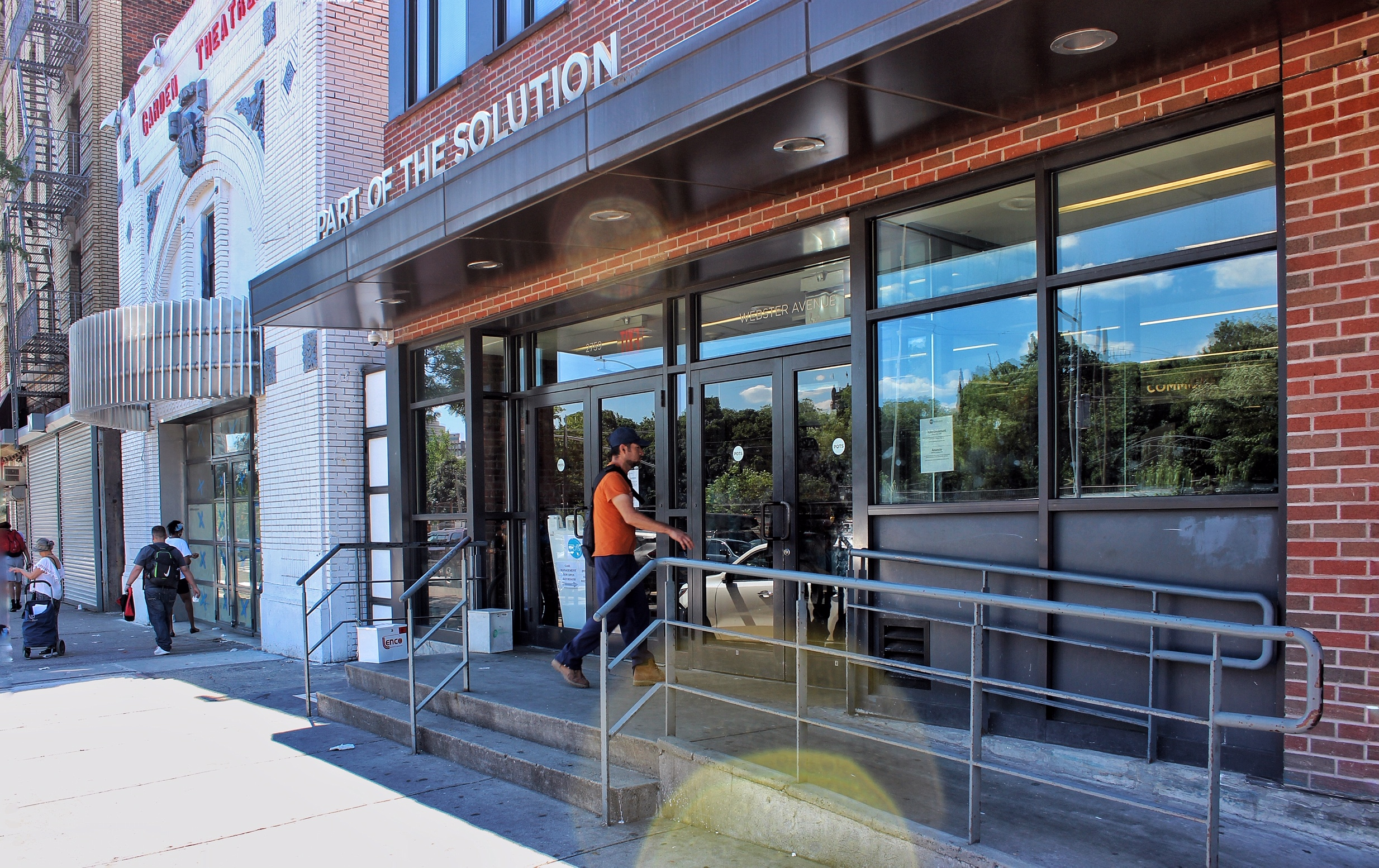 Part of the Solution (POTS) in the Bronx