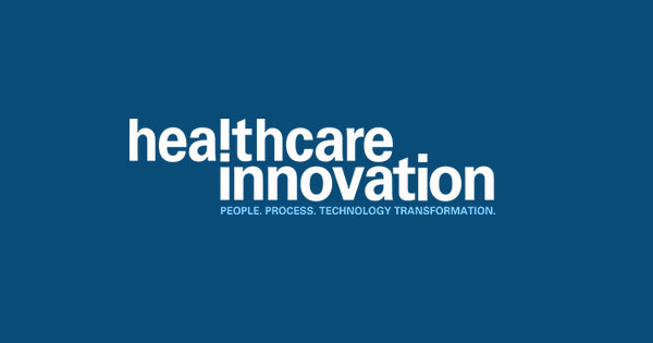 Healthcare Innovation Logo, CFH in the news