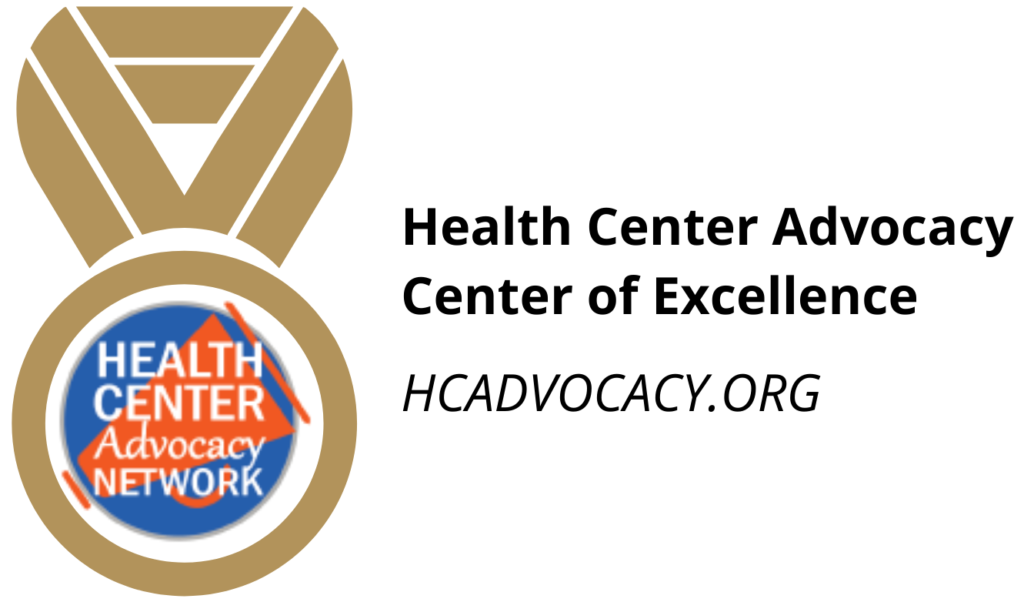 Care For the Homeless is a Health Center Advocacy Center of Excellence.