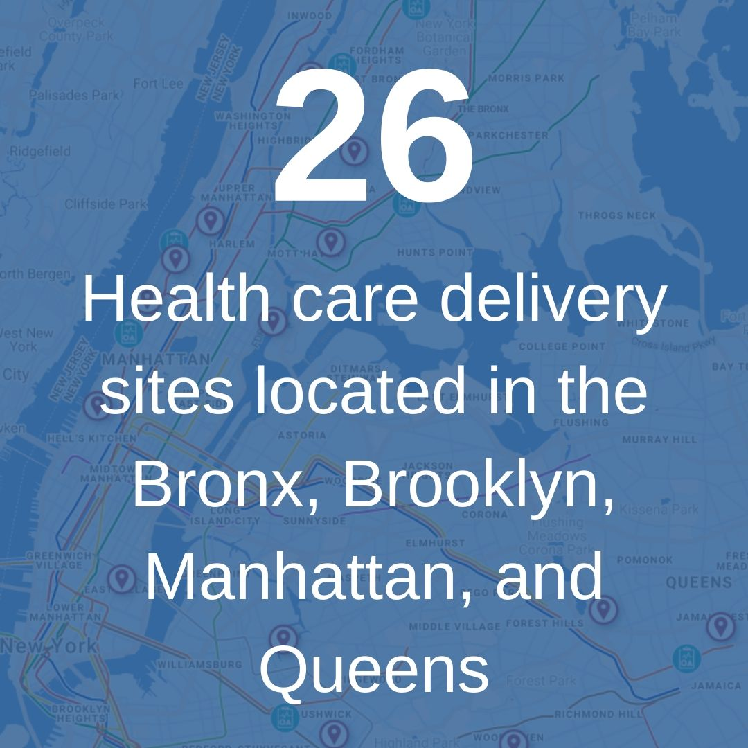26 Health Centers