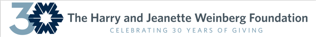 The Harry and Jeannette Weinberg Foundation