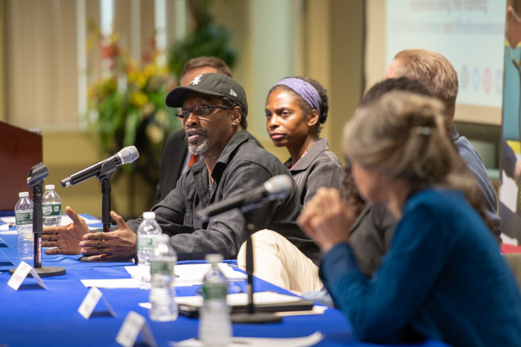 Panel discussion racial disparities of health