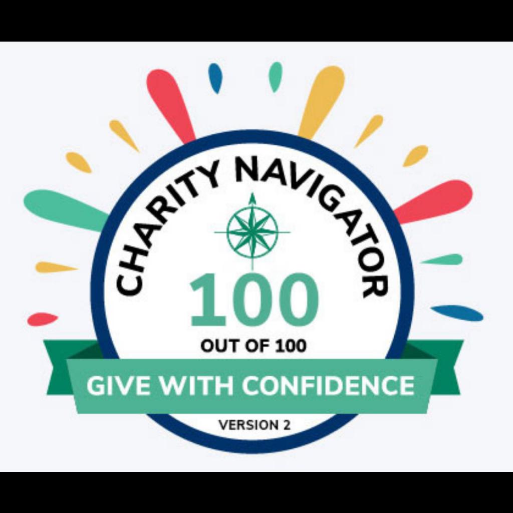Charity Navigator Logo. End Homelessness.