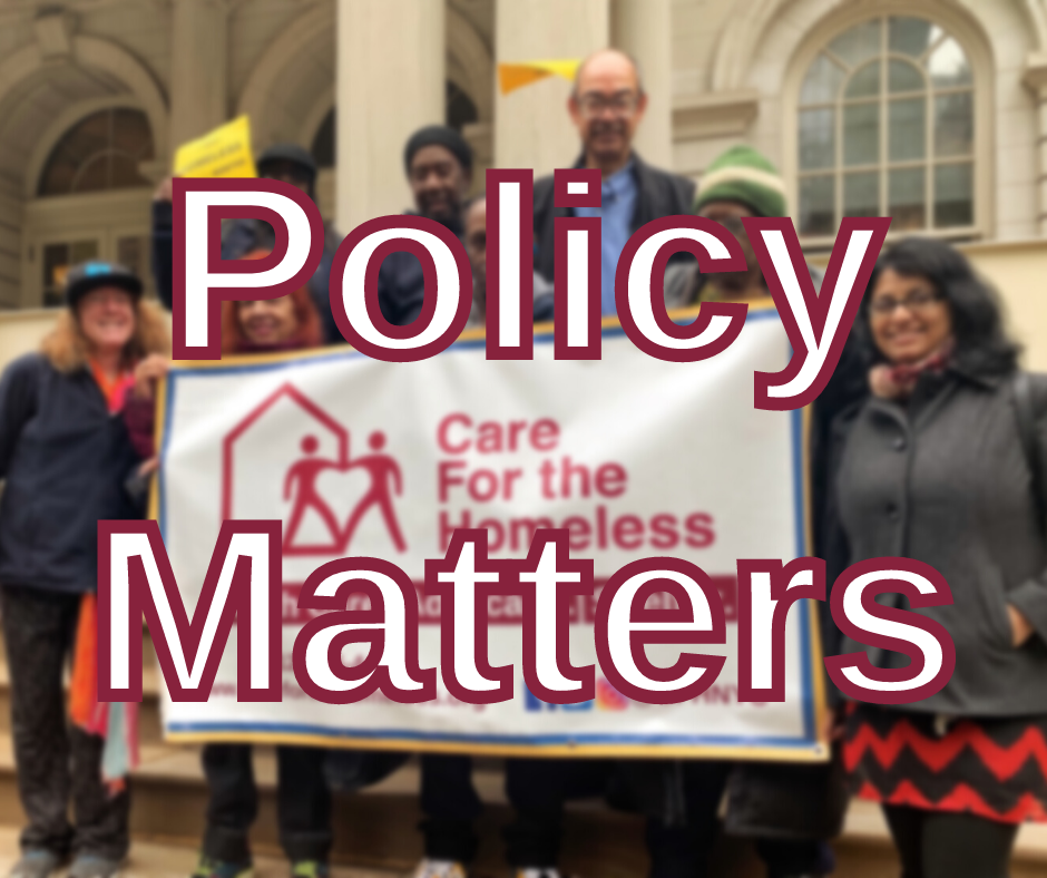 Policy Matters Newsletter